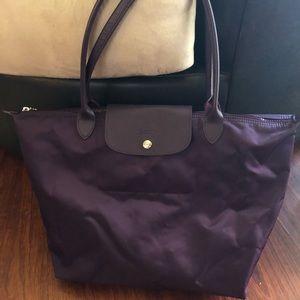 Longchamp Bags - longchamp large le pliage neo nylon tote